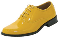 Yellow Tux Shoes