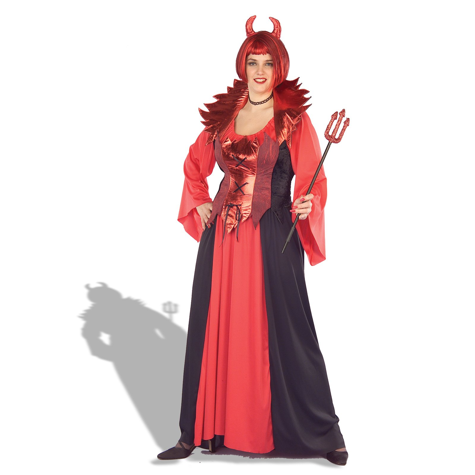 Devil Queen Plus Adult Costume