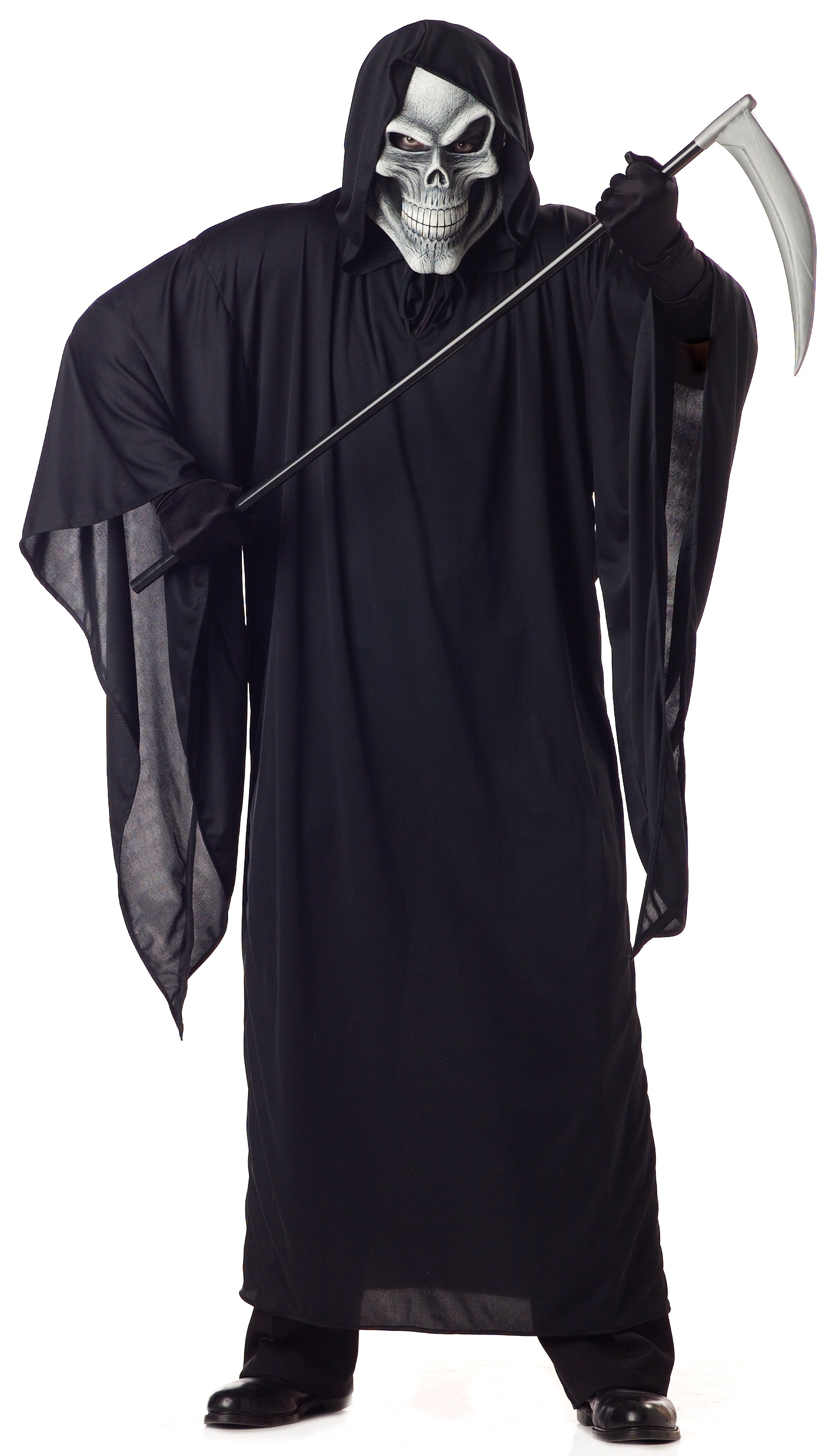 Grim Reaper Plus Adult Costume
