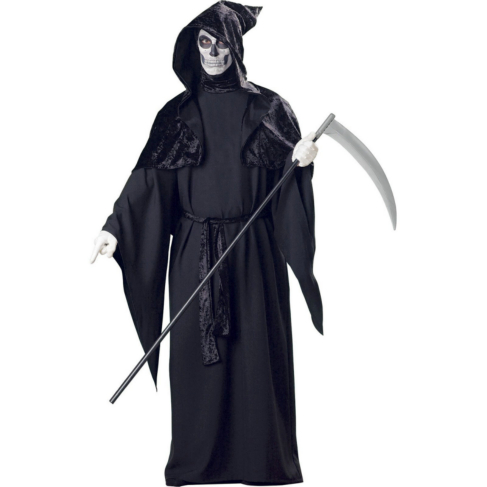 Grim Reaper Elite Collection Adult Costume