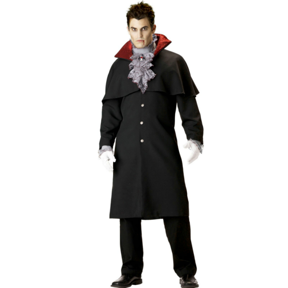 Edwardian Vampire Elite Collection Adult Costume