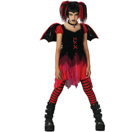 Lilith Goth Fairy Teen Costume