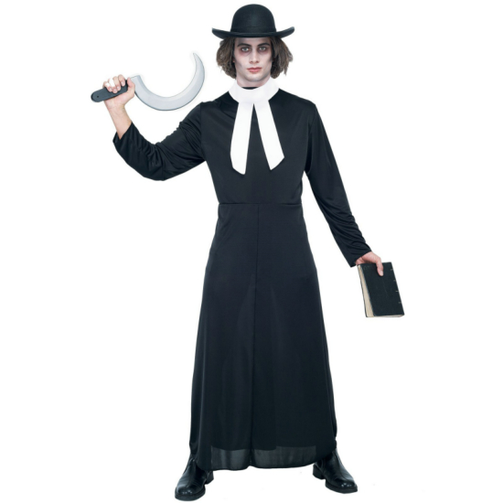 Preacher Of The Corn Adult Costume