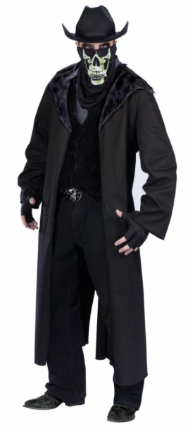Evil Outlaw Adult Costume