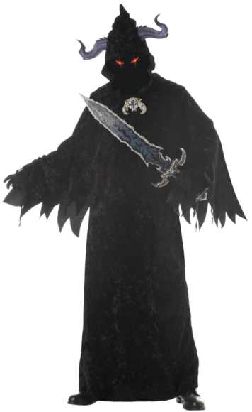 Demon of War Adult Costume