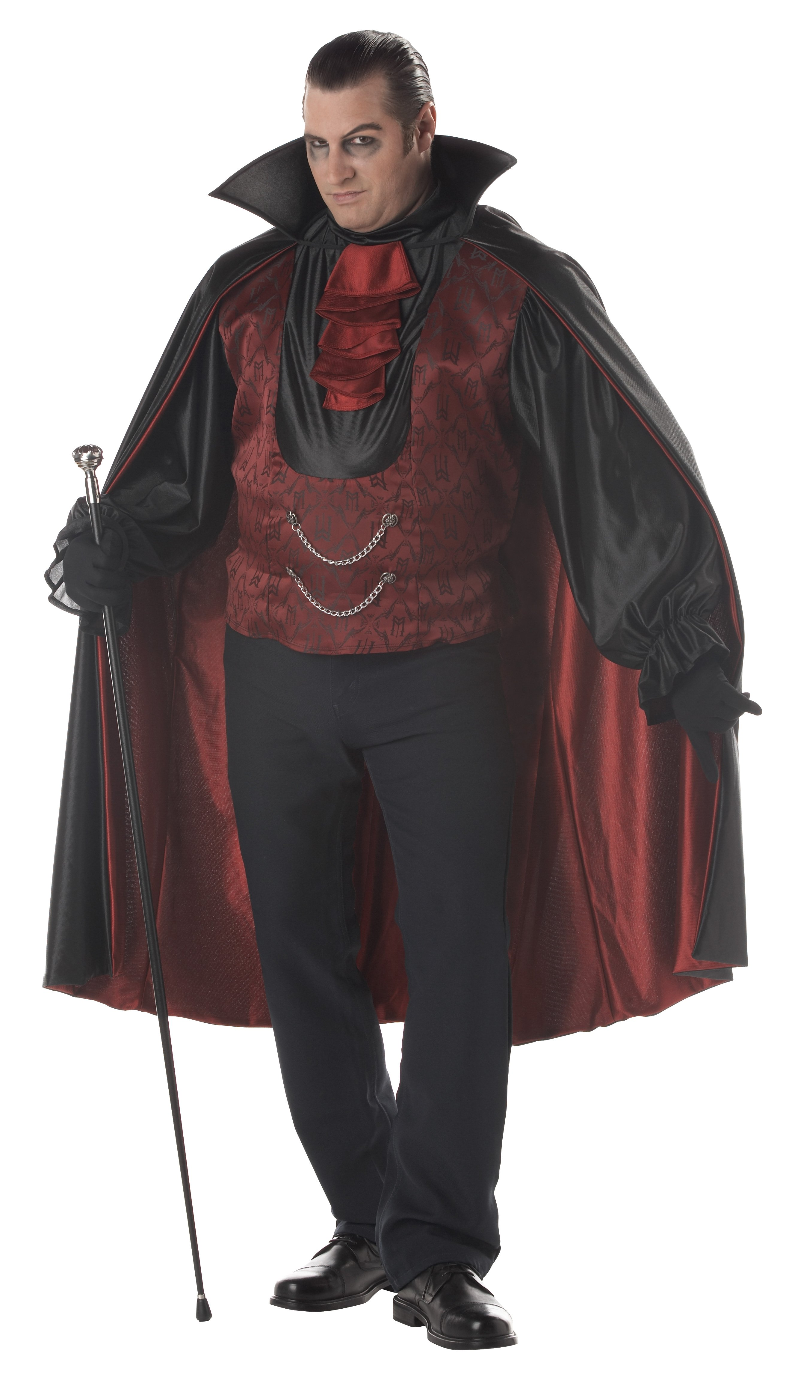 Count Bloodthirst Plus Adult Costume