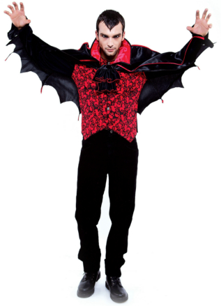 Count Adult Plus Costume
