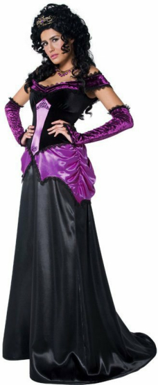 Gothic Countess Nocturna Adult Costume