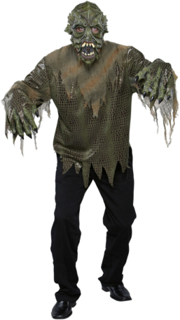Swamp Monster Adult Costume