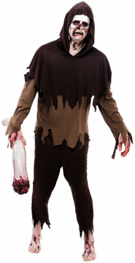 Rotten Flesh Adult Costume