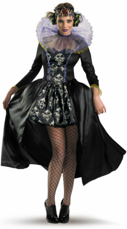 Clive Barker - Queen Of Bones Deluxe Adult Costume