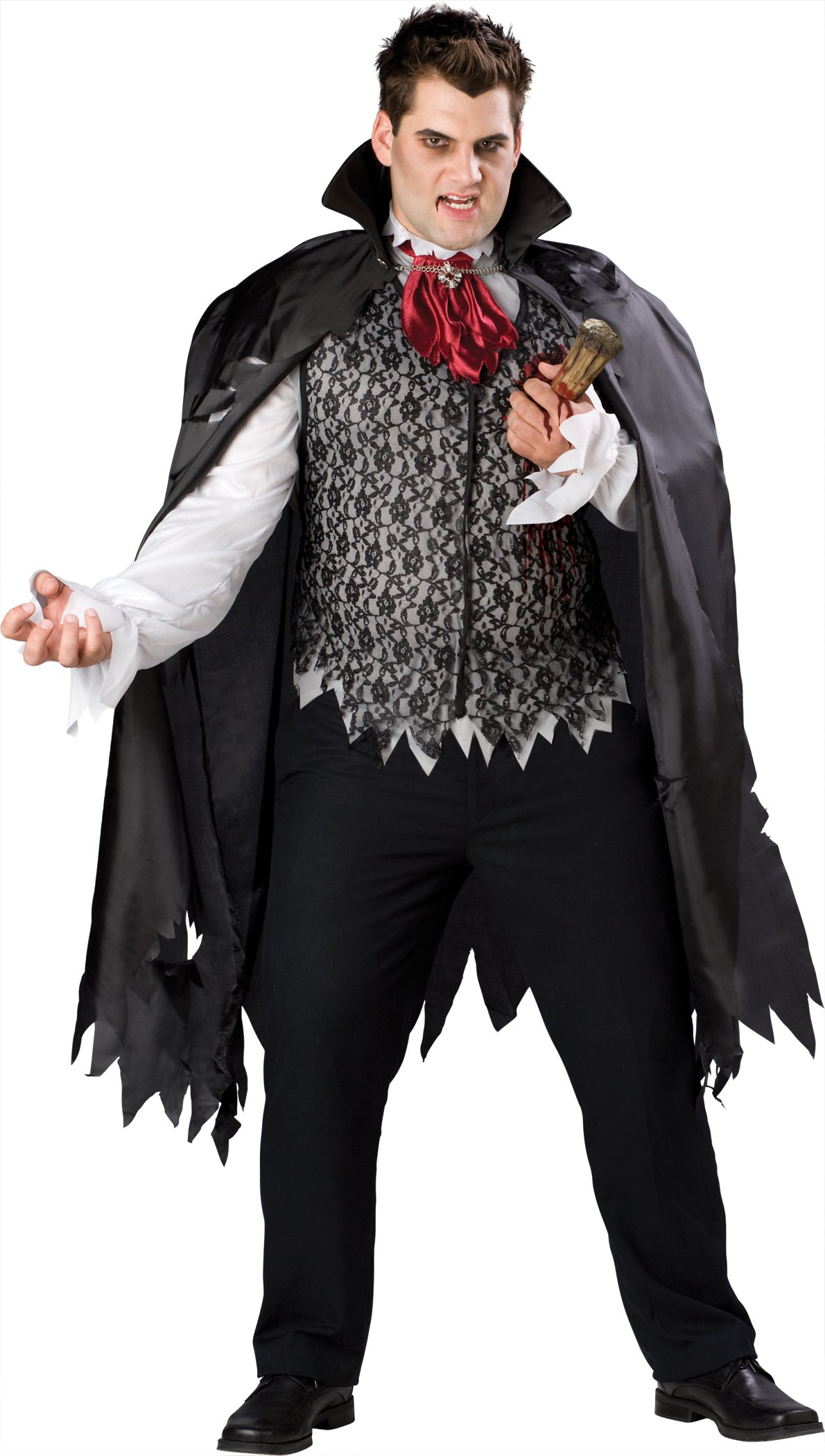 Vampire B. Slayed Plus Adult Costume