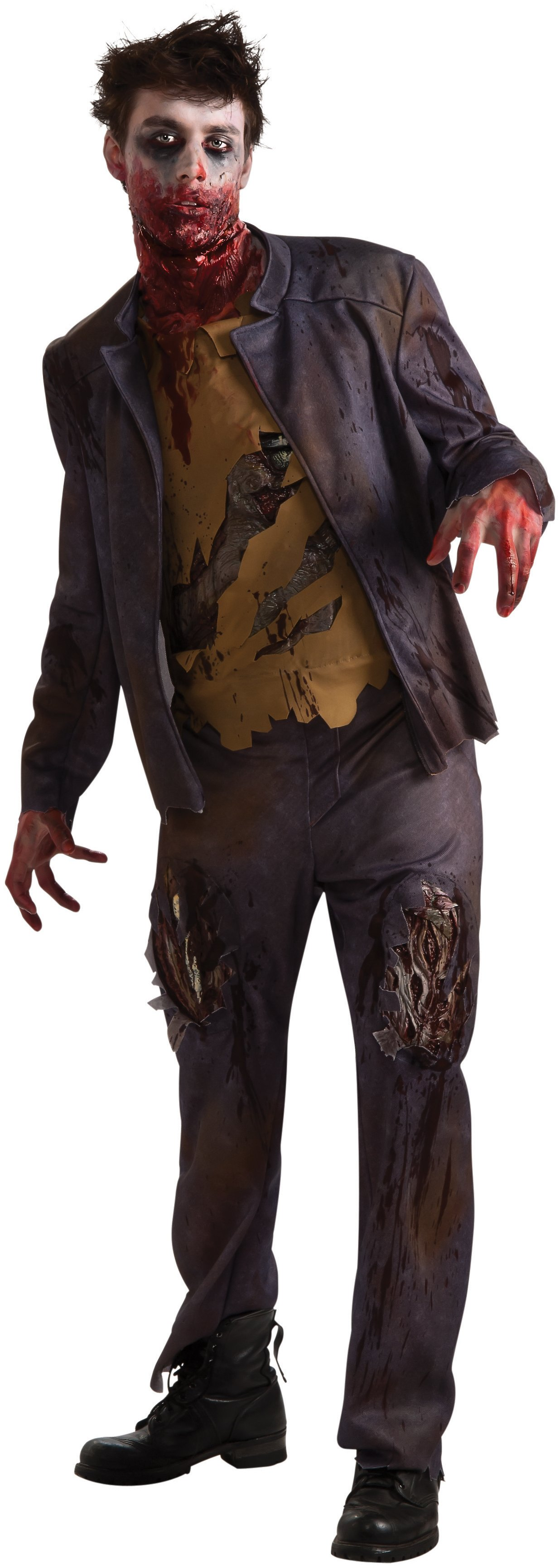 Shawn The Undead Adult Costume