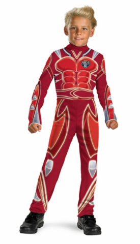 Hot Wheels Vert Wheeler Classic Child Costume