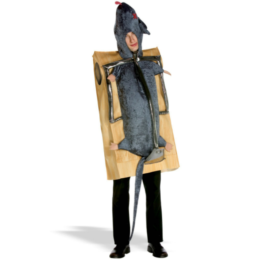 Rat Trap Adult Costume