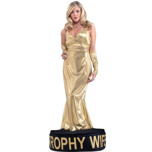 Trophy Wife Adult Costume