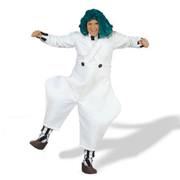 Candy Factory Worker Adult Costume
