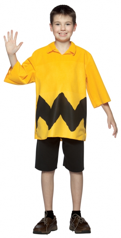 Peanuts Charlie Brown Kit Child Costume