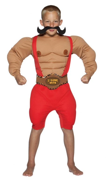 Strongman Child Costume