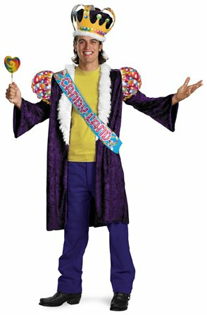Candyland Deluxe Adult Costume