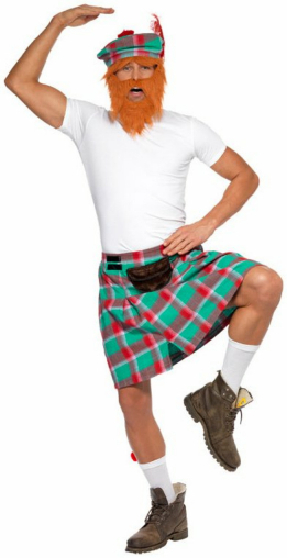 Saint Andrews Kilt Adult