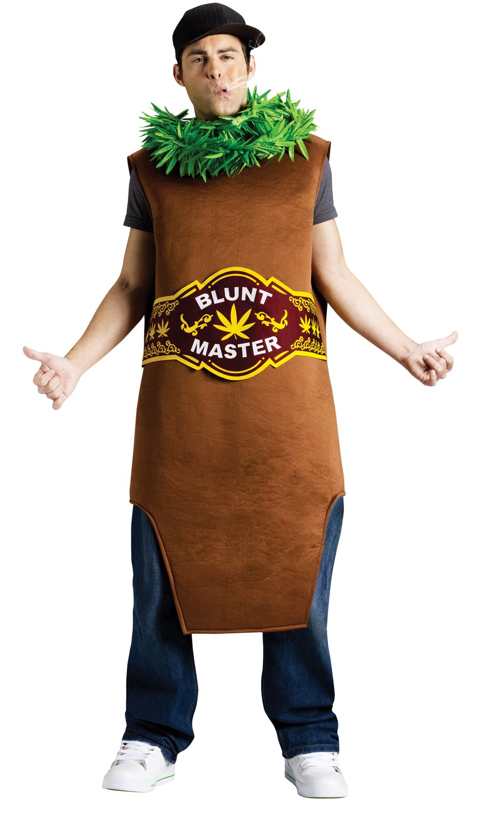 Blunt Master Joint Adult Costume
