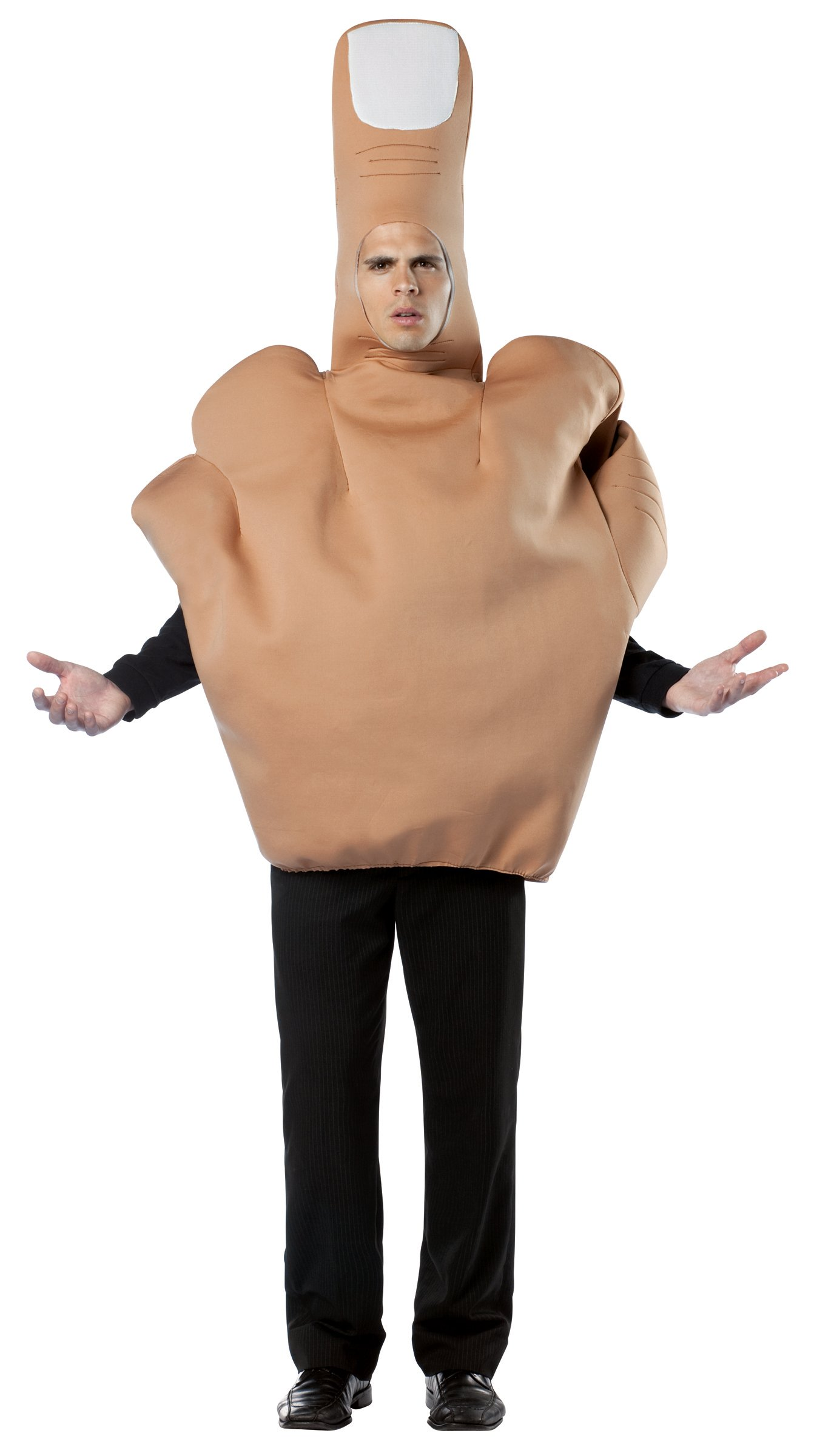 The Finger Adult Costume