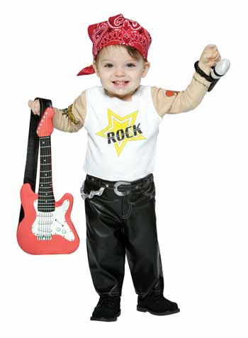 Future Rock Star Costume