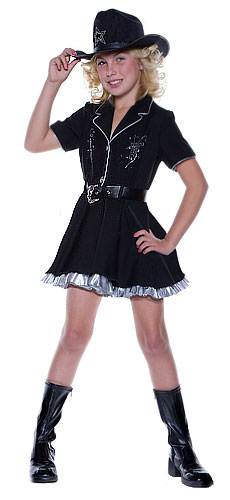 Child Rhinestone Cowgirl Costume