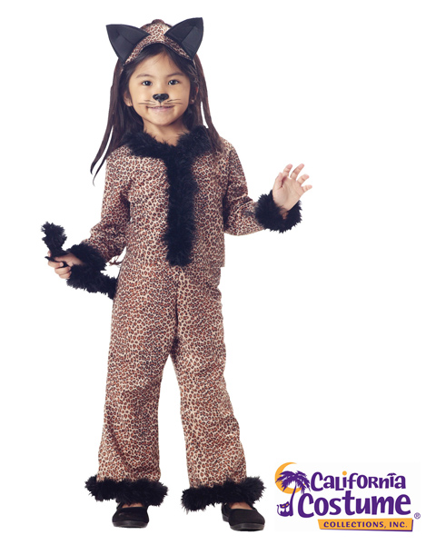 Lil Leopard Costume For Toddler