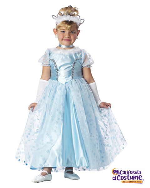 Princess Cinderella Toddler Costume