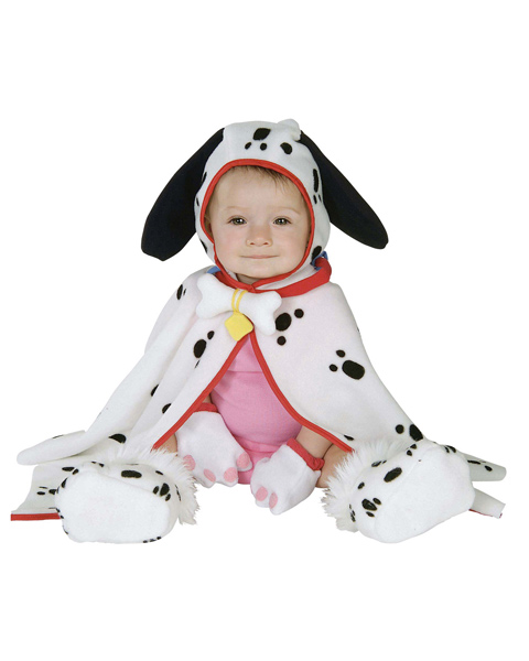 Lil Pup Costume for Infant