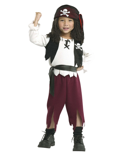 Pirate Captain for Toddler