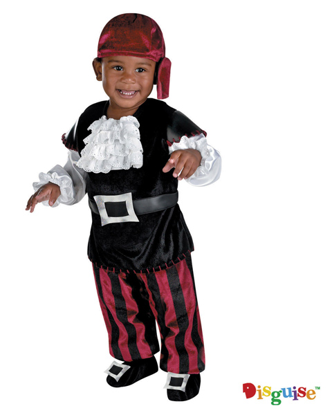 Puny Pirate Infant
