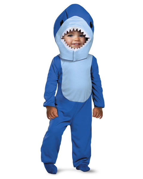 Shark Bait Infant Costume