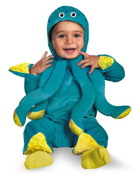 Octo Cutie Infant Costume