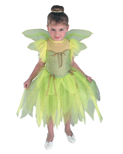 Tinkerbell Costume for Toddler - Click Image to Close