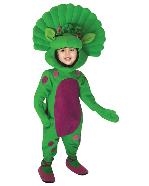 Toddler Baby Bop Costume