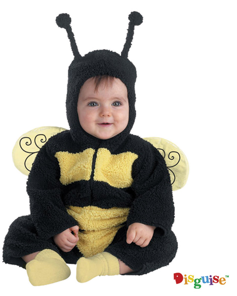 Buzzy Bumblebee Costume for Infant and Toddler