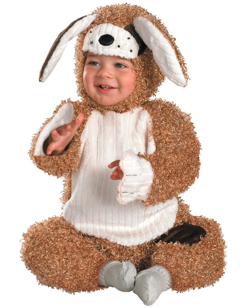 Infant Precious Puppy Costume
