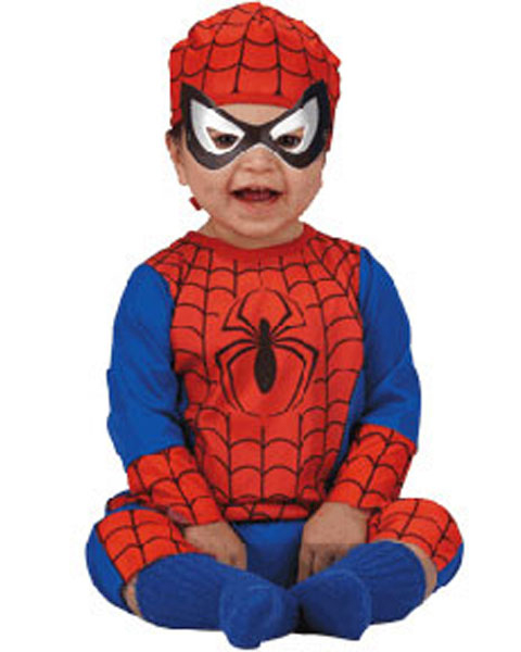 Spiderman Costume for Infant and Toddler