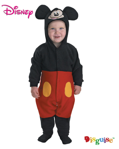 Mickey Mouse Toddler Infant Costume