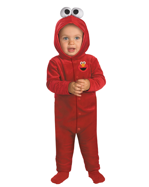 Elmo TM Infant/Toddler (12-18 mos)
