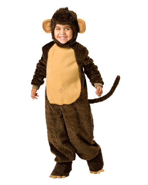 Lil Monkey Costume Toddler