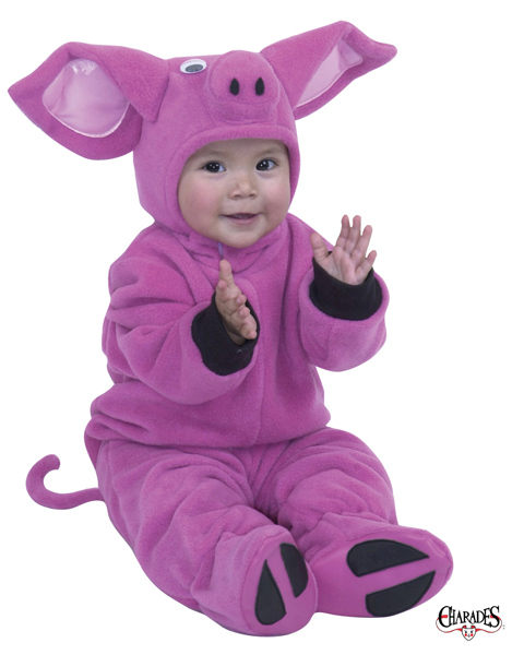 Little Pig Costume for Infant