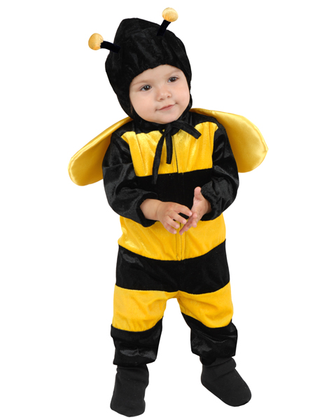 Toddler Little Bee Costume