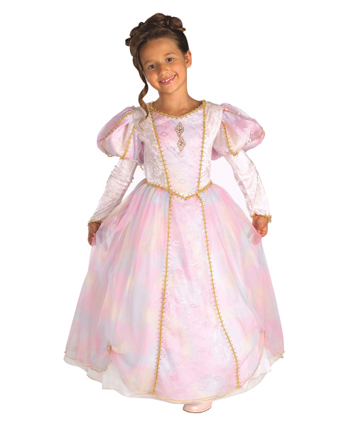 Rainbow Princess Toddler Costume