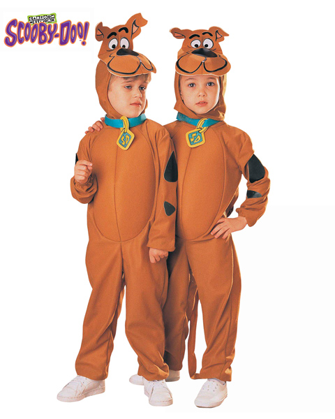 Scobby Doo Costume for Toddler