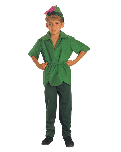 Peter Pan Costume for Toddler