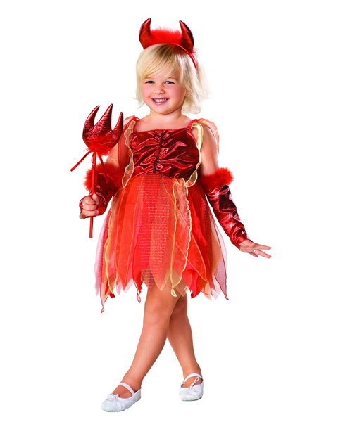 Lil Devil Costume for Toddler